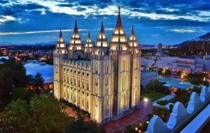 Unspecified changes underway for Mormon temple ceremony