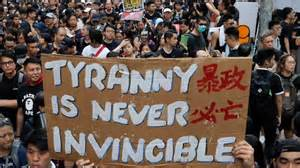 Meanwhile in Hong Kong … The Tyranny Expands